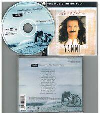 Yanni – Devotion- The Best Of Yanni  CD, Album,1999