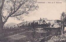 CAMERINO: visto da S. Venanzio   1913