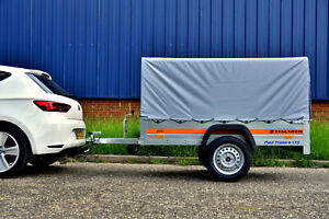 Camping Trailer BRAND NEW Single Axle 6'7 x 3'6  750 KG