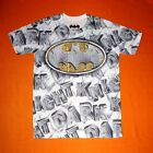 DC Comics Batman Dark Knight Logo Men's t-shirt Sale Action 1+1=3