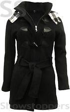 NEW GIRLS JACKET COAT HOODED FLEECE Girls CLOTHING AGE 7 8 9 10 11 12 13