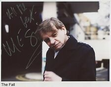 Mark E Smith The Fall SIGNED Photo 1st Generation PRINT Ltd + Certificate (4)