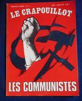 LE CRAPOUILLOT n°11 nouvelle série. LES COMMUNISTES - 1970