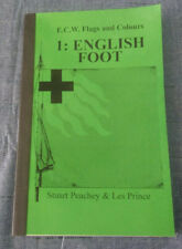 English Civil War Flags and Colours #1 English Foot By Stuart Peachey&Les Prince