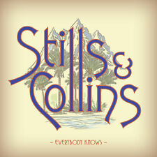STILLS & COLLINS EVERYBODY KNOWS CD (March 9th 2018)