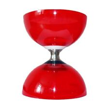 Higgins Brothers Revolution Triple-Bearing Diabolo - Red