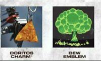 🔥 Call of Duty Black Ops Cold War Doritos + Mountain Dew Charm & Emblem