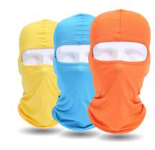 Summer Outdoor Balaclava -  Thin Motorcycle Sun UV Shield Full Face Mask US