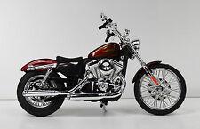 Harley-Davidson 2012 XL 1200V Seventy Two weinrot metallic 1:12 Motorrad Modell