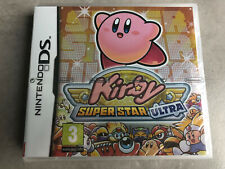 rare - Kirby Super Star Ultra - Nintendo DS - Neuf sous blister - PAL