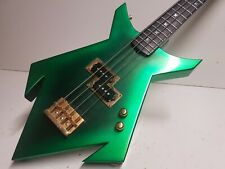 80's HEAVY METAL CUSTOM SPIDER BASS - made in USA