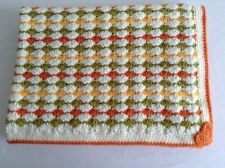 Handmade Cot Synthetic Nursery Blankets & Throws