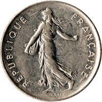 COIN / FRANCE / 5 FRANC 1978  #WT1228