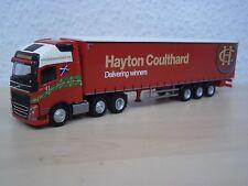 "Herpa - Volvo FH`13 GL XL GaPlSZ ""Hayton Coulthard"" (GB) - Nr. 306485 - 1:87"