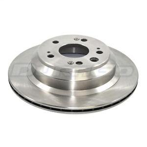 Disc Brake Rotor Rear IAP Dura BR900838 fits 05-12 Acura RL