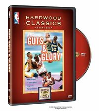 NBA Hardwood Classics: Guts  Glory (DVD, 2006)
