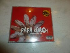 PAPA ROACH - She Loves Me Not - 2002 UK 4-track PICTURE DISC CD single