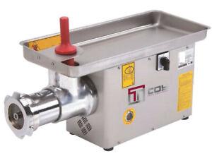 Fleischwolf Hackfleischmaschine Hackfleischgerät Fleischereibedarf UKMS 22T