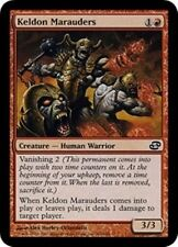 Keldon Marauders x4 Planar Chaos MtG NM pack-fresh