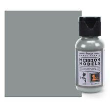 Mission Models #MMM-002 Cold Rolled Steel Acrylic Paint 1 oz. Bottle