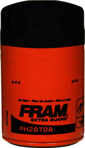 New FRAM PH2870A Extra Guard Engine Oil Filter, VW -  AUDI - BMW - Free Shipping