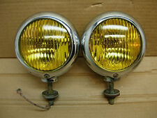 1930s 40s 50s FORD 6V DRIVING FOG LIGHTS FORD LOGOs 1932 FORD HIGHBOY STREET ROD