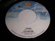 Slvester: Stars / I Need Somebody To Love Tonight 45 - Disco