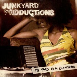 "Junkyard Productions – My Yard Is A Junkyard EP  12"" Vinyl EP"