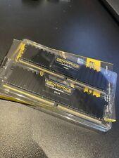 Corsair Vengeance LPX 32GB (2 X 16GB) PC4-25600 (DDR4-3200) Boxed & Used.