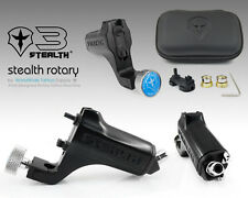 STEALTH GEN 3.0 Aluminum Rotary Tattoo Machine Liner Shader Supply Ink (BLACK)