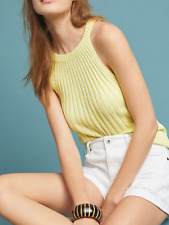 Anthropologie Zadkine Sweater Tank, NWT, Med., orig$90. New Arrival