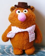 Vintage Fisher Price 851 Fozzie the Bear Doll 1976 The Muppet Show Jim Henson