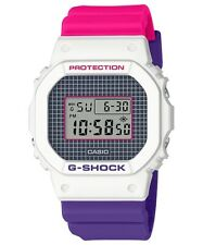 Casio G-Schock Throwback Special Colors Model Resin Watch - DW-5600THB-7
