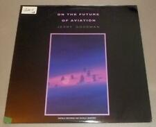 JERRY GOODMAN LP On the Future of Aviation - Private Music 1301 (1985)