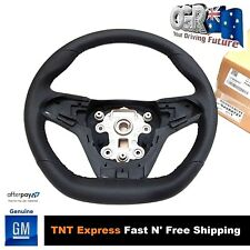 Steering Wheel Leather HSV VF Commodore SS SSV SV6 Sports Black Stitch GM New