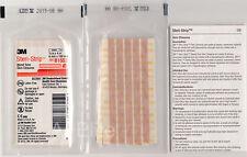 "3M STERI-STRIP B1553 1/4""x4"" Blend Tone Tan Skin Closures Face Bandages 10-PACK"