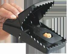 2x Trapper T-Rex Easy to Set Rat / Rodent Control Snap Traps Reusable