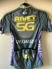 Sugoi  Custom Cycling Jersey Specialized Rivet Cycling Boulder Co. sz. Medium