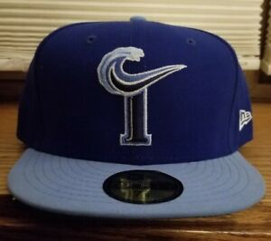 Norfolk Tides Milb New Era 7 3/4