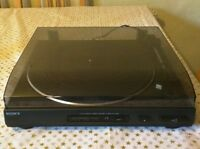 Sony PS-LX60P Turntable/Record Player