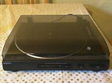 Sony PS-LX60P Giradischi/Giradischi