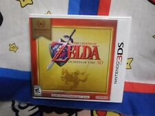 Nintendo 3DS The Legend of Zelda Ocarina of Time 3D Game BRAND NEW SEALED