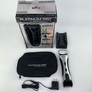 PLATINUM PRO By MANGROOMER Body Groomer and Trimmer