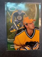 2004 In The Game Parkhurst Rookie #5 Andrew Raycroft Boston Bruins RC