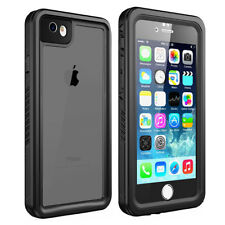 For iPhone 6s Plus & iPhone 6 Plus Case Clear Back Waterproof Shockproof Cover