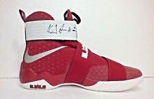 lebron james autographed shoes
