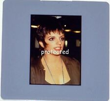 Group of 4  Original 35mm Transparency Negative Photo Slides Liza Minelli