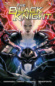 The Black Knight TPB Softcover Graphic Novel