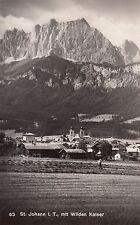 Postkarte - St. Johann i. T.