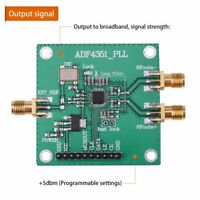 ADF4350 ADF4351 PLL RF Signal Source Frequency Synthesizer Development Board